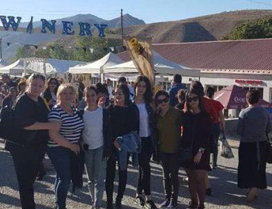 Аreni Wine tour
