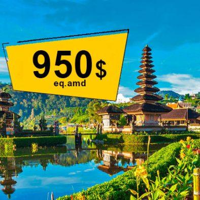 Tour to Bali