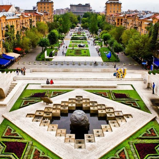 Yerevan City Tour Fun Travel Armenia