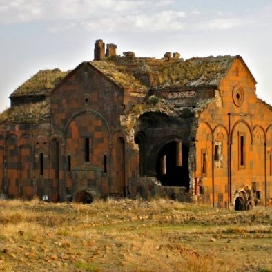 Anii church ,western Armenia ]
