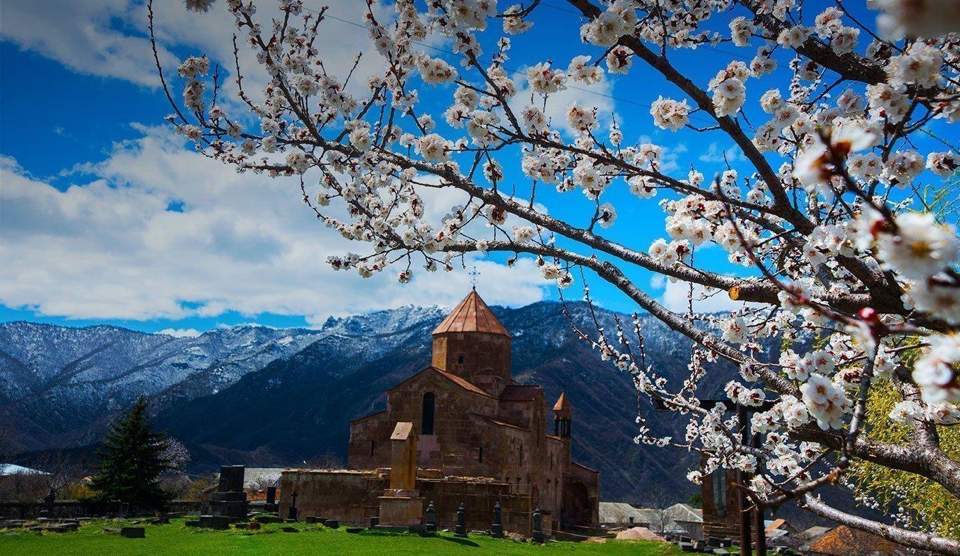 spring in Armenia