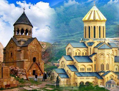 Armenia Georgia