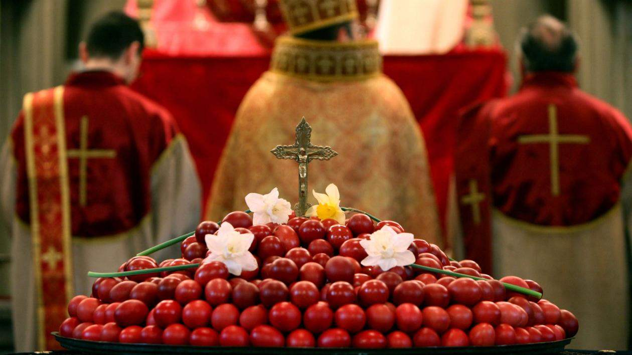Easter in Armenia