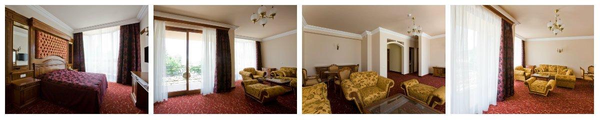 Russia Hotel Deluxe Room