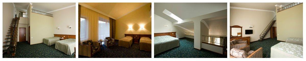 Russia Hotel Junior Suite