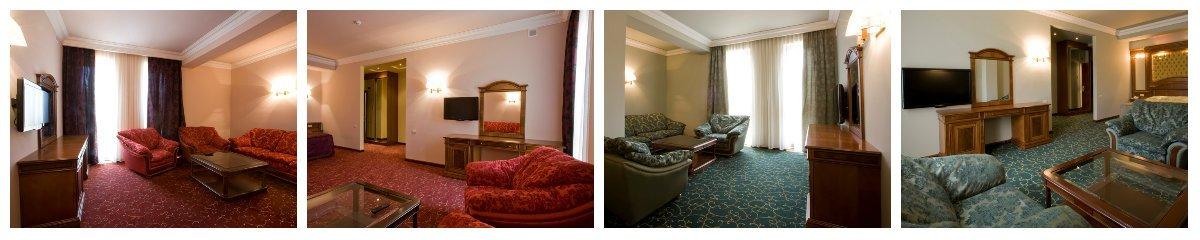 Russia Hotel Senior Suite