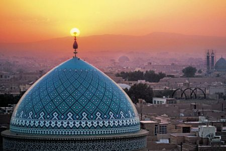Tour to Iran