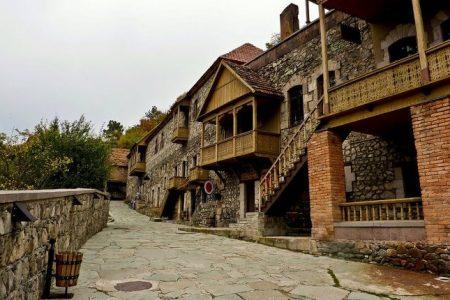 Դիլիջանի հին քաղաքը