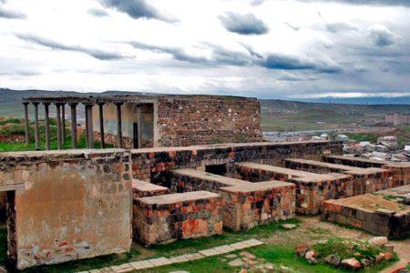 Tour to Erebuni fortrees